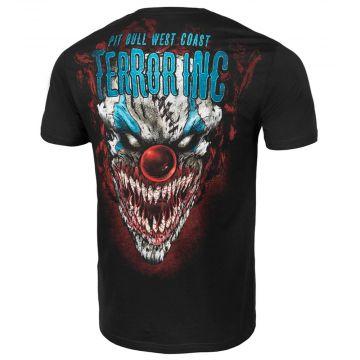 Pit Bull T-shirt Terror Clown
