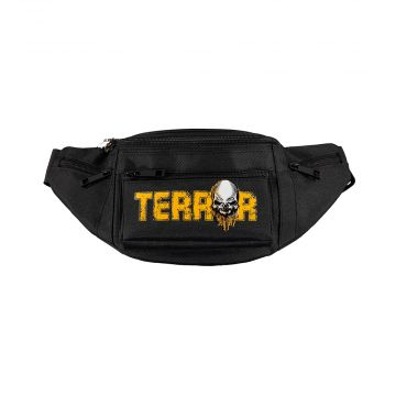Terror hipbag Toxic College   black