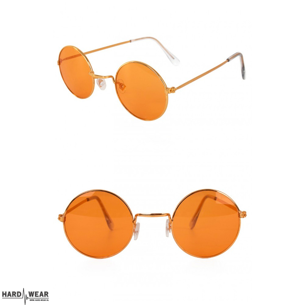 Hard-Wear gabber glasses | orange
