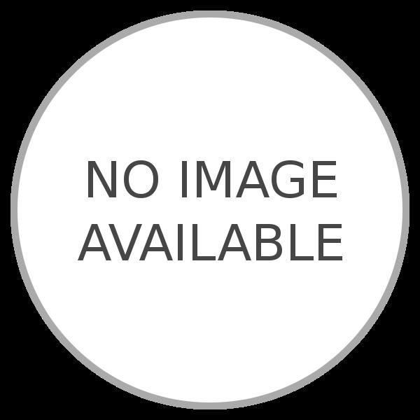 Australian T-shirt met zwarte borst bies   wit
