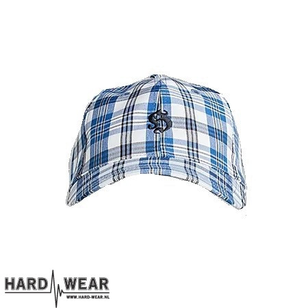 Hooligan Cap Golf   blue