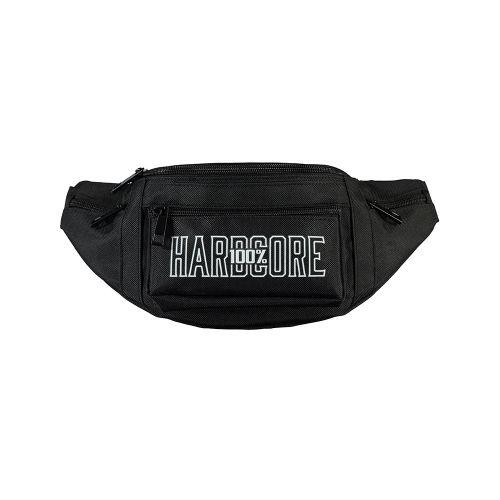 100% Hardcore Hipbag   Wear It With Pride